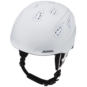 Alpina Grap 2.0 Helmet white matt